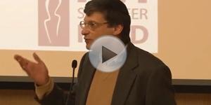 ASF Symposium 2013: Dr. Yoram Hazony