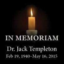 Dr Jack Templeton